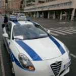 03 Epifania 2018 Polizia Locale Albenga al Gaslini