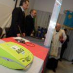 05 Cerimonia nuovo defibrillatore Croce Bianca di Alassio