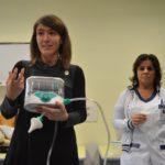 05 Fieui di caruggi donazione ambulatorio per gli stomizzati