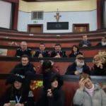 07 Epifania 2018 Polizia Locale Albenga al Gaslini