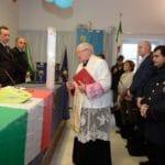 17 Cerimonia nuovo defibrillatore Croce Bianca di Alassio