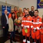 19 Cerimonia nuovo defibrillatore Croce Bianca di Alassio