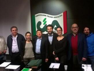 Direttivo Confederazione Italiana Agricoltori di Savona 2018