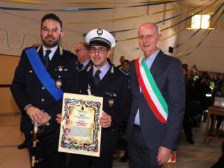 Encomio solenne per lagente Paolo Cacciamani