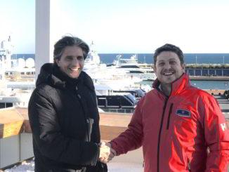 Marco Cornacchia e Uberto Paoletti