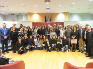 Studenti premiati Giornata della Memoria Consiglio regionale Liguria 2018 1