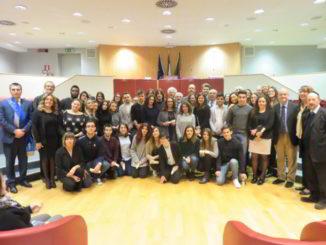 Studenti premiati Giornata della Memoria Consiglio regionale Liguria 2018