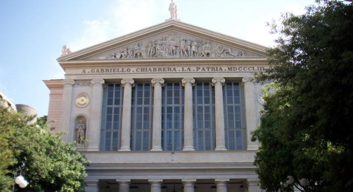 Teatro Chiabrera a Savona