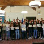 01 ANDORA STUDENTI PREMIATI PER I MERITI SCOLASTICI 2018
