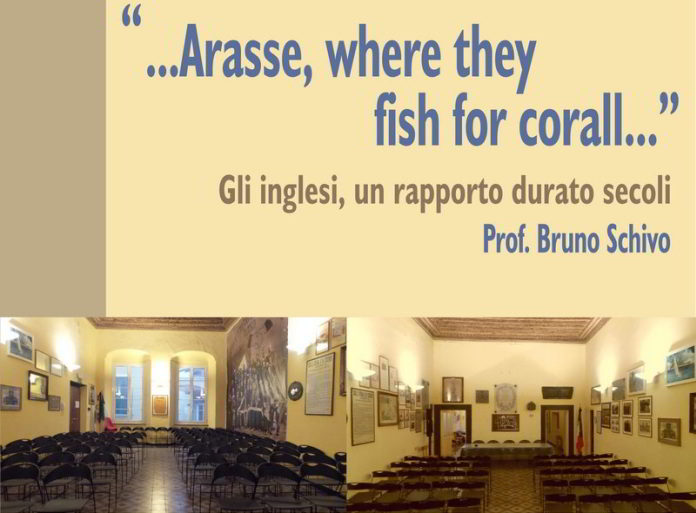 Arasse where they fish for corall