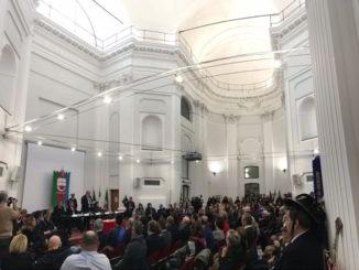 Giorno del ricordo 2018 Seduta solenne Consiglio Regione Liguria