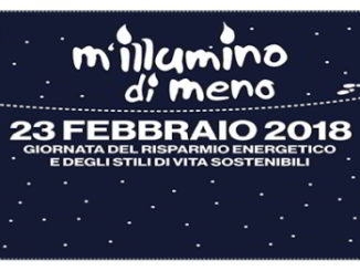 Millumino di meno Albenga 2018