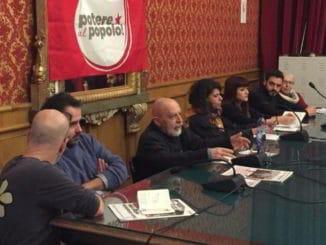 Potere al Popolo Presentazione candidati Savona 2018
