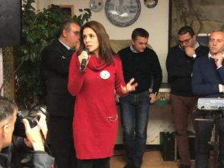 Sara Foscolo incontri elettorali Noli 2018