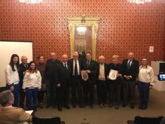 Tiroarco Coppa Regioni presentazione Savona 2018