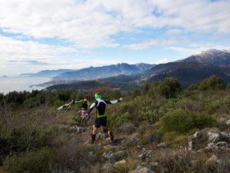 Trail running Val Maremola