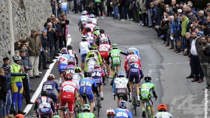 Trofeo Laigueglia ciclismo