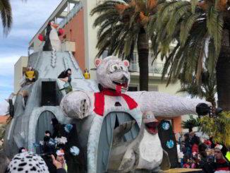 Tutti pazzi per la Foca Vincitori CarnevaLoa