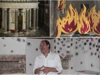 Un inferno comodo di Eugenio Ampudia