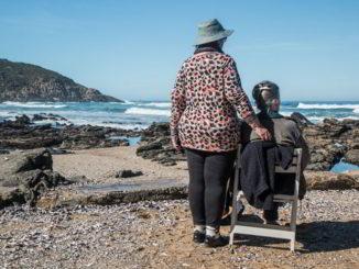 anziane mare