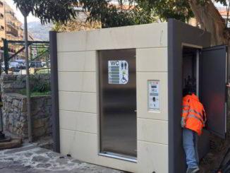 bagno autopulente Andora
