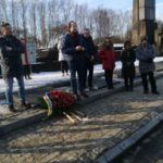 delegazione a Birkenau