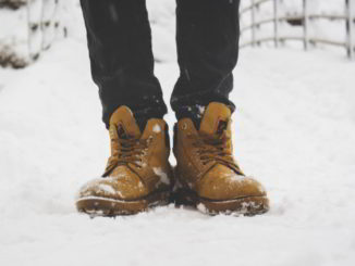 neve e scarponi