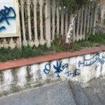 04 ATTI VANDALICI SUL LUNGOMARE DI BORGHETTO 4