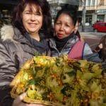 05 Orchidee 8 Marzo per quartiere SantEulalia Albenga