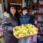 08 Orchidee 8 Marzo per quartiere SantEulalia Albenga