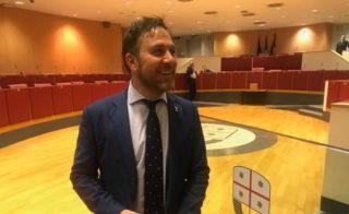 Alessandro Piana Presidente Consiglio Regione Liguria