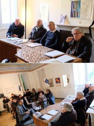 Conferenza Festival Borgio Verezzi 2018