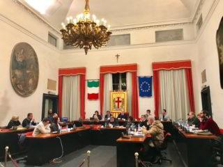 Consiglio Comunale Albenga 2018