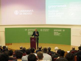 GreenWeek Gentiloni Credit RomanoMagrone UniTrento 0