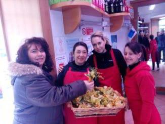 Orchidee 8 Marzo per quartiere SantEulalia Albenga