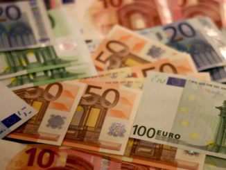 euro banconote varie