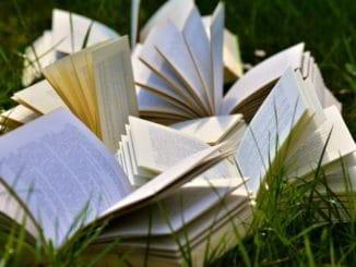 libri su prato