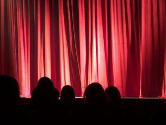 teatro sipario rosso