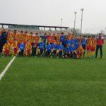 01 Con il Novara Calcio gli Esordienti della San Filippo Neri
