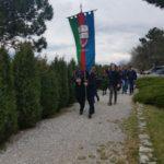 01 Delegazione a Basovizza