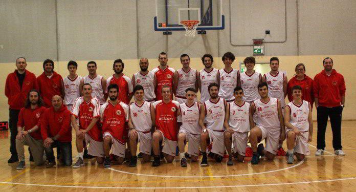 Basket Loano Garassini 03 formazione