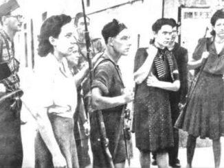 Foto storica Resistenza