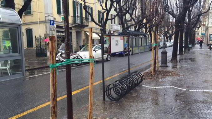 Viale Martiri Albenga