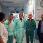 01 Paolo Belli visita Ospedale Gaslini
