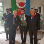 02 Piana con Radmann e delegato nazionale ANVGD Mohoratz