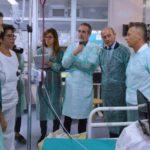 06 Paolo Belli visita Ospedale Gaslini