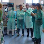 07 Paolo Belli visita Ospedale Gaslini
