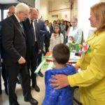 08 Mattarella Maestre Scuola in Ospedale Gaslini
