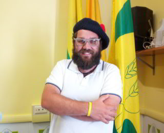Davide Busca delegato regionale giovani impresa