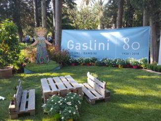 Euroflora spazio Gaslini 80 anni